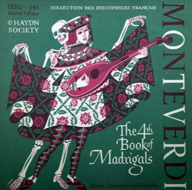 - The 4th Book Of Madrigals (Vinyl, LP)