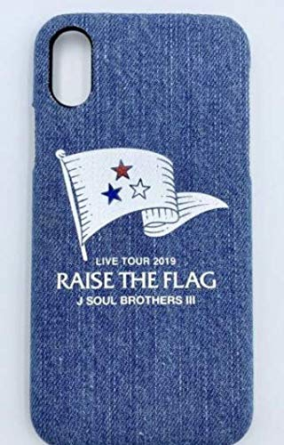 三代目 J SOUL BROTHERS LIVE TOUR 2019  RAISE THE FLAG  iPhoneケース iPhone X XS   B07QMN9944