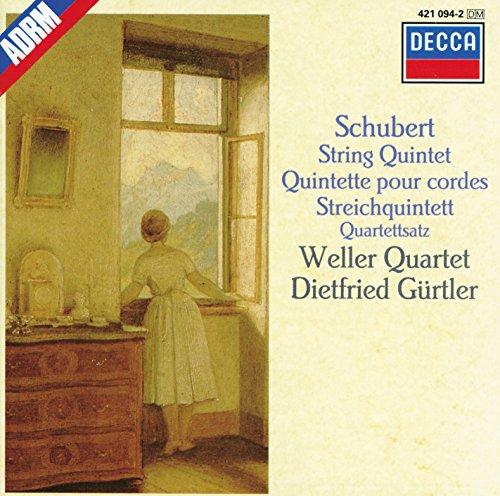 Schubert: String Quintet; Quartettsatz (Best String Quartet Music)