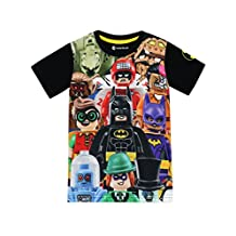Lego Batman Boys Lego Batman T-Shirt