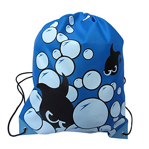 New Fish Swimming Bags Travel Bags Swimsuit Bag for Men and Women