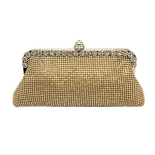 Bags Party Women Chain Designer Silver Crystal Diamonds Handbags ULKpiaoliang Bag Women Wedding Clutch Color Women Evening AxwtwPa0