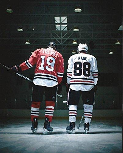 Hockey Jonathan Toews and Patrick Kane Chicago Blackhawks - 8