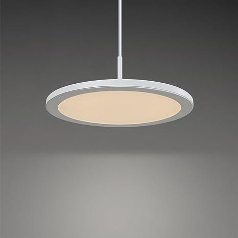 Lámpara de techo, Nordic LED Single Head Lámpara de techo de ...