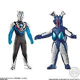Soft Vinyl Hero VS Ultraman Confrontation set Ultraman orb appeared Hen [3. Ultraman Orb (hurricane slash) VS Magazetton] (single)