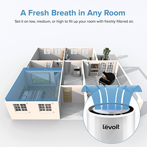 Levoit-Air-Purifier-Filtration-with-True-HEPA-Filter-Compact-Odor-Allergies-Allergen-Eliminator-Cleaner-for-Room-Home-Dust-Mold-Smoke-Pets-Smokers-Cooking-Night-Light-LV-H132