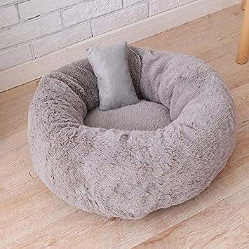 Amazon.com: Emma Baby: Cama redonda para perro, gato ...