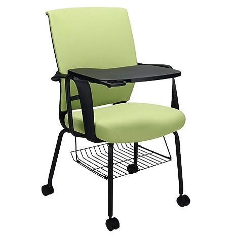 Amazon.com: WXF - Silla de oficina ergonómica de malla, con ...