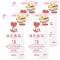 【Amazon.co.jp限定】 arau.(アラウ) arau. アラウ 泡せっけんコン...