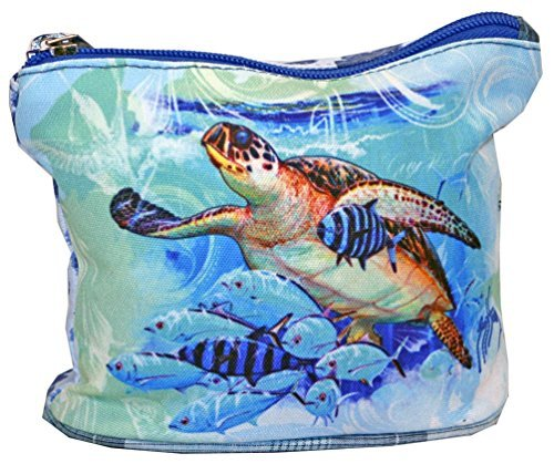 Guy Harvey Blue Ocean Sea Turtle Cosmetic (Guy Makeup)