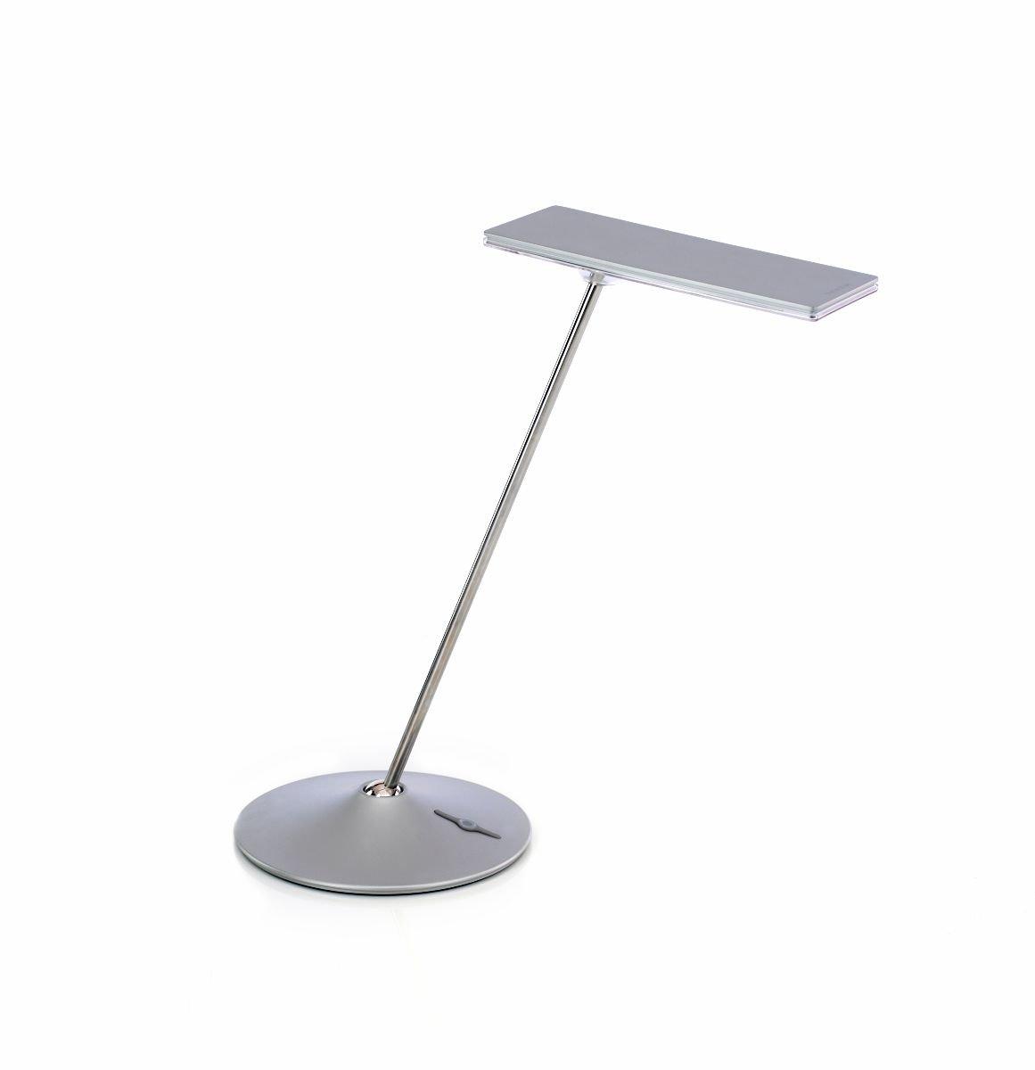 Humanscale Horizon LED Task Light Silver semi-matte