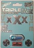 Sex Pills,Triple XXX max Box of 20