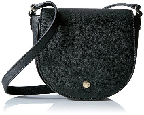 - ECCO Iola Small Saddle Bag, Black