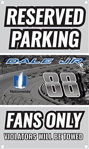 - Dale Jr #88 Metal Sign