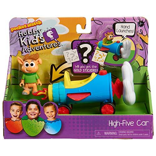HobbyKids High-Five Car from HobbyKids