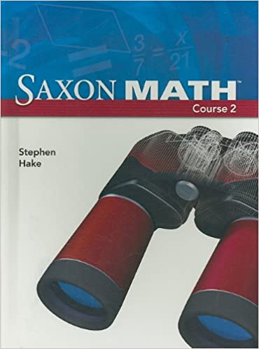 Saxon Math, Course 2 (Student Edition)