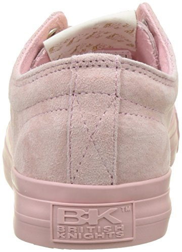 British Knights Damen Master Lo Sneaker Pink (Soft Pink/Rose Gold)