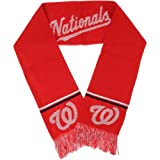 MLB Washington Nationals Metallic Thread Scarf