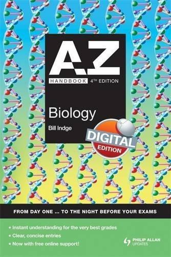 A-Z Biology Handbook (Complete A-Z)