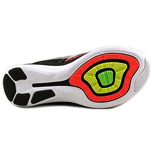 Nike Flyknit Lunar 3 Women Us 7 Scarpa Da Corsa Nera