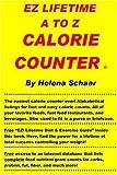 EZ Lifetime A to Z Calorie Counter, Helen Schaar Corning, 141160282X