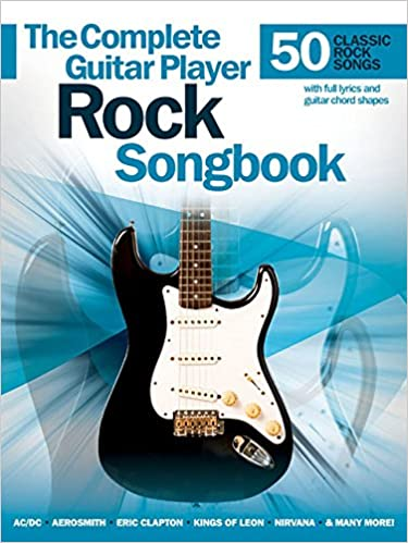 Amazon.com: Complete Guitar Player Rock Songbook (0888680050566 ...