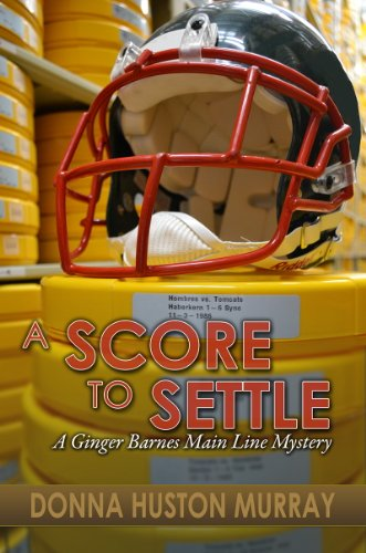 A SCORE TO SETTLE (Ginger Barnes Main Line Mysteries Book 5)