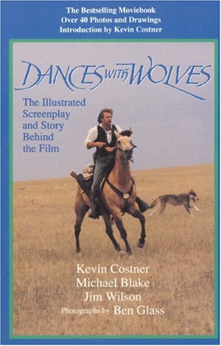 Dances Wolves Illustrated Screenplay Behind product image