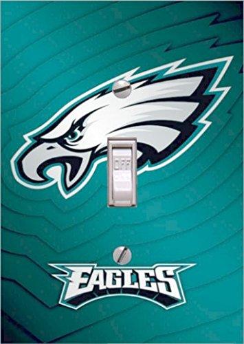 Eagles Lightswitch Cover- Philadelphia Eagles Decor