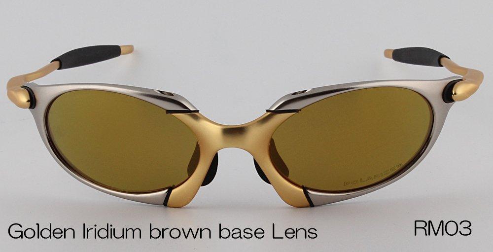 en alliage d'aluminium cadres polarisées objectif Original Sports Lunettes de soleil (JL/RM) - RM02 ZKyIaSU