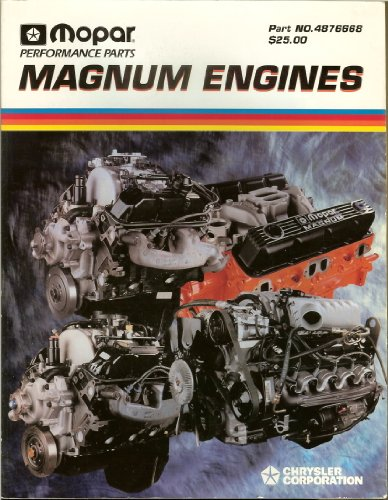 Magnum Engines (Mopar Performance Parts, Part No.4876668) ()