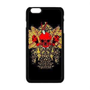 Gold Skull Hot Seller High Quality Case Cove For Iphone Plaus