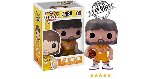 Figura Funko Pop! Sports Pau Gasol: Amazon.es: Juguetes y juegos