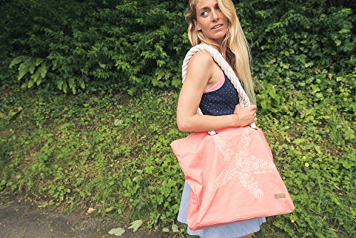 Rose Coral de Beach rose UBEAW30 Rose plage Urban Sac 01PK qSHn44A