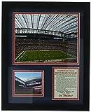 "Legends Never Die ""Houston Texans Stadium Framed Photo Collage, 11 x 14-Inch"