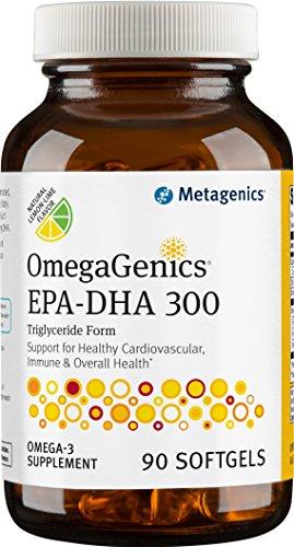Metagenics OmegaGenics EPA DHA 300 Count