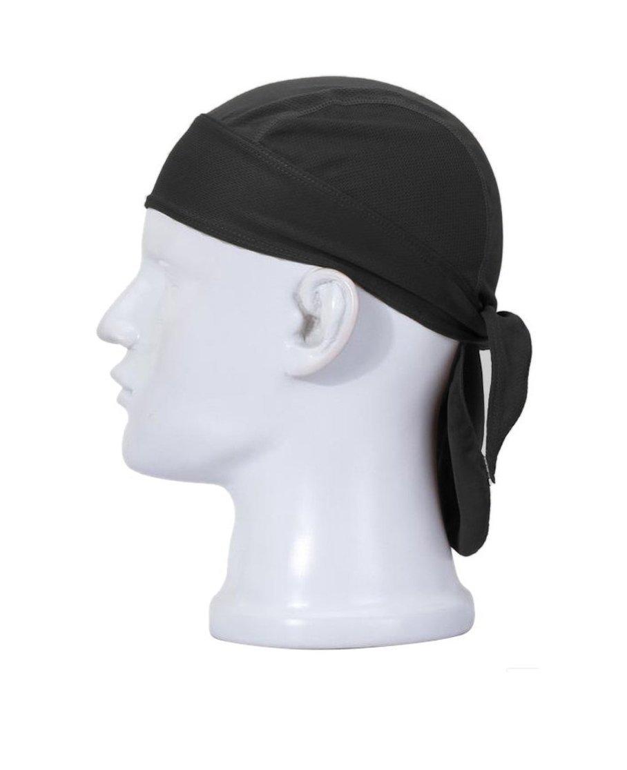 ... berretto ciclista Quick Dry bandana sole Protezione UV running Beanie  moto ingrandisci 076568392c39