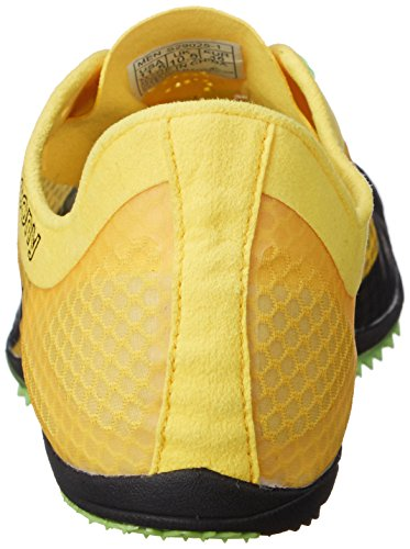 Endorphin Racing Track Shoe Saucony black Yellow Spike Men's slime a4Bqqw1