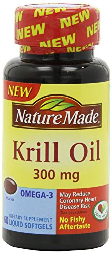 Nature Made Krill Softgels Count product image