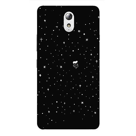new concept 15e08 a263d Back cover for Lenovo Vibe P1 Sad Night Sky: Amazon.in: Electronics