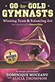 Go-for-Gold Gymnasts Bind-up [#1: Winning Team + #2: Balancing Act] (The Go-for-Gold Gymnasts)