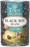 Eden Black Soy Beans - 15 oz - 12 Pack