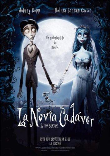 La Novia Cadaver De Tim Burton Blu-Ray [Blu-ray]