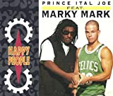 I wanna see more HAPPY PEOPLE (90s Euro Smash) (CD Single Prince Ital Joe, 3 Tracks)