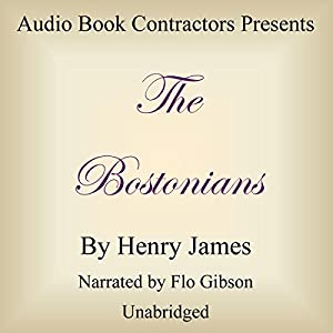 The Bostonians Audiobook