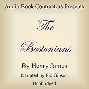 The Bostonians Audiobook