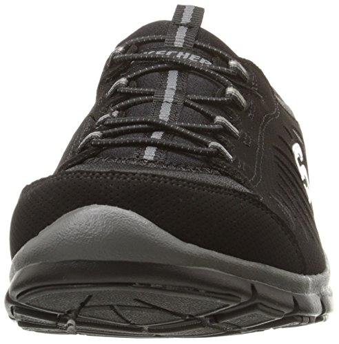 Skechers Sport-Free in Motion Moda zapatilla de deporte Black