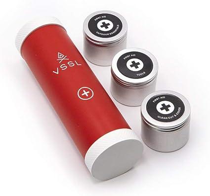 VSSL Supplies VSSL Camp Fournitures Compact Adventure Kit