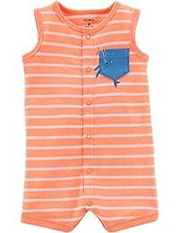 9ba0d1b97c18 Amazon.com  Oranges - Bodysuits   Clothing  Clothing