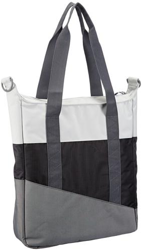 KangaROOS WASILLA Shopper - Bolso de hombro de material sintético unisex Negro - Schwarz (Black 500)